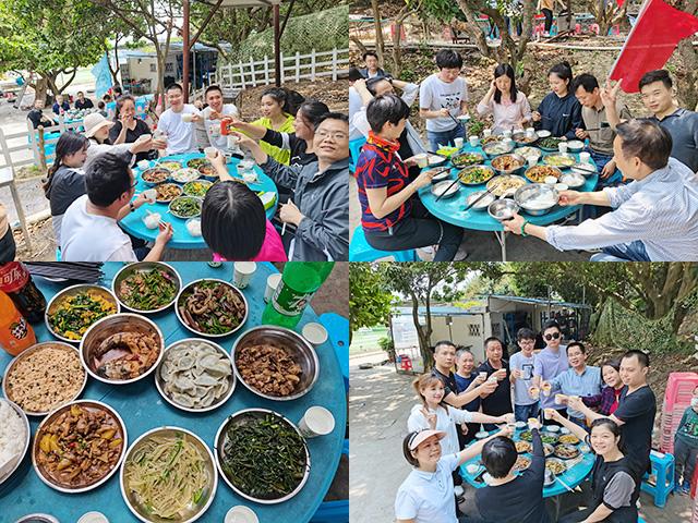 深圳市慈铭健康体验管理有限公司90人深圳团建活动一天